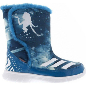 ΜΠΟΤΑΚΙ ADIDAS PERFORMANCE DISNEY FROZEN MID ΜΠΛΕ AQ3656 8794febe362