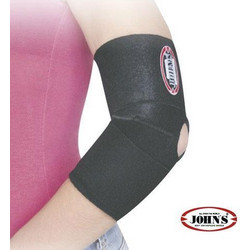 JOHN'S - Επιαγκωνίδα Elbow Bandage Black ONE SIZE (S-XL) (ref. 120216) - 1τμχ