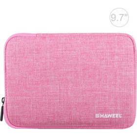 f66a8629ca1 HAWEEL 9.7 inch Sleeve Case Zipper Briefcase Carrying Bag, For iPad 9.7  inch / iPad