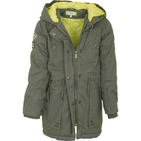 0c27f38fb80 PEPE JEANS G JAZZ JR JACKET - PG400649-676 GREEN