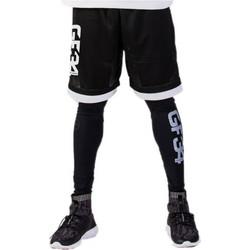 GSA Greek Freak Hydro+ Basketball Shorts 3418004-Jet Black 9d416b850de
