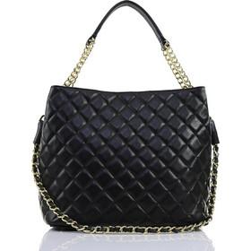 db87c302a6 Passaggio Leather Hobo Bag Μεγάλη Τσάντα Ώμου Από Γνήσιο Δέρμα Handmade In  Italy