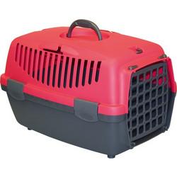 ed314d92e351 Κλουβί Μεταφοράς Σκύλου   Γάτας Gulliver 1 Με Πλαστική Πόρτα ΜxΠxΥ  48x32x31εκ. Μέγιστο Βάρος 6