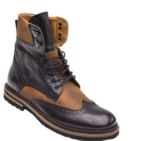 e5a35232c91 leather black - Ανδρικά Μποτάκια | BestPrice.gr