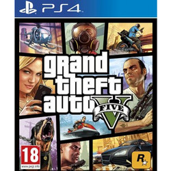 Grand Theft Auto V Used PS4