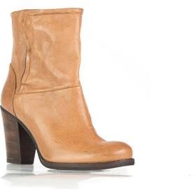 b82494b9784 δερματινα παπουτσια γυναικεια - Γυναικεία Μποτάκια με Τακούνι ...
