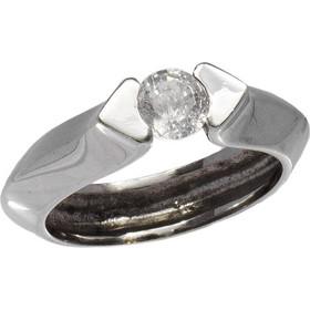 Δαχτυλίδι αντικέ χρυσό 18 καράτια με μπριγιάν και ρουμπίνια be03e5b312e