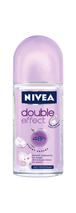 Nivea Double Effect Roll On 48h