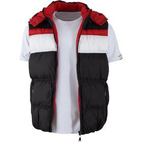 3970e50955ec Αντρικό αμάνικο jacket με κουκούλα street style. ΜΑΥΡΟ