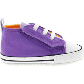 Converse Chuck Taylor First Star Infant 857433C 601802b3fbb