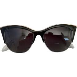 Γυναικεία Γυαλιά Ηλίου με Πλαστικό Σκελετό Cat Eyes 4f57049e903