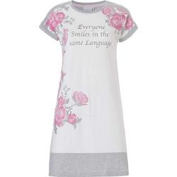 Pastunette Pink Roses Γυναικεία Νυχτικό 986c1af4c19