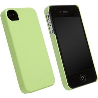 Krusell Biocover Light Green (iPhone 4/4S)
