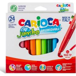 74246ddc94 carioca 24 jumbo - Μαρκαδόροι Ζωγραφικής Carioca