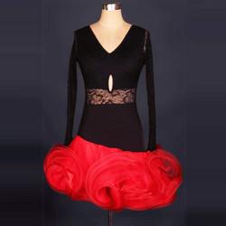 30000144ec2 Γυναικείο φόρεμα Latin χορού L36 7736