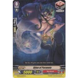 989f60bc55d7 Cardfight! Vanguard Djinn of Paranoia