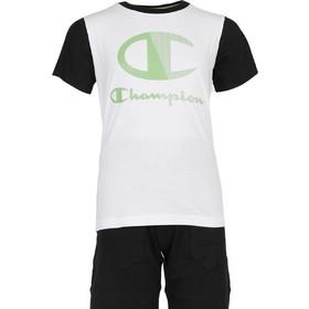 71363dd52d15 Champion Crewneck T-Shirt Παιδική Μπλούζα ALO MNB 304617-WW001