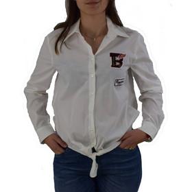 aac88d450abf Γυναικείο Πουκάμισο Passager 53016 Λευκό passager 53016 leyko