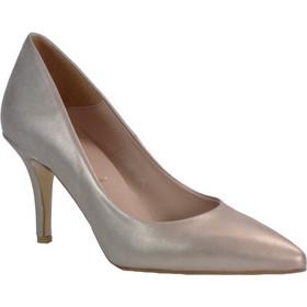 Alessandra Paggioti Γυναικεία Παπούτσια Γόβες 83001 Μπεζ Χρυσό 402719 380b3758c58