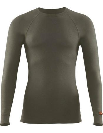 Blackspade Unisex Ισοθερμικό T-Shirt 9259 Χακί bfd9ae796e9