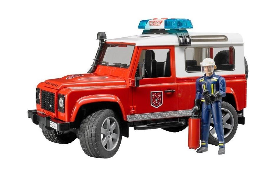 Land Rover St Wagon/ Ducati 02598 Spielzeugautos