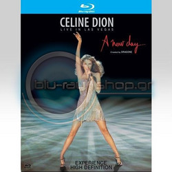 CELINE DION - A NEW DAY LIVE IN LAS VEGAS (BLU-RAY) - IMPORTED / ΕΙΣΑΓΩΓΗΣ
