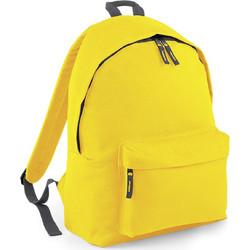 ΣΑΚΙΔΙΟ ΠΛΑΤΗΣ Bag Base BG125 - Yellow Graphite Grey 918cc11e84d