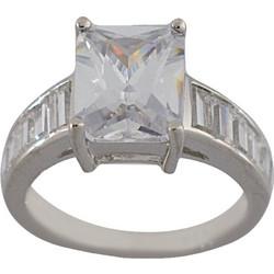 Δαχτυλίδι Vogue ασήμι 925 με λευκά κρύσταλλα 127076.1 fa23b67aeeb