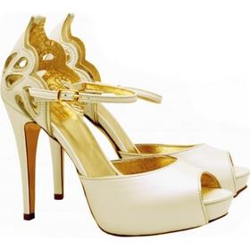 8a2f37650a3 νυφικα παπουτσια μπεζ - Γυναικεία Πέδιλα   BestPrice.gr