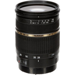 fe7c6579a6 Tamron SP 28-75mm f 2.8 XR Di Canon