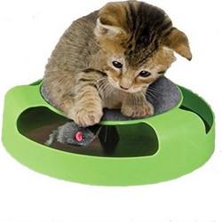 b9819354e6c1 Παιχνίδι Κίνησης για Γάτες με Ποντίκι - Catch The Mouse Motion Cat Toy