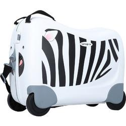 58e715cd8a Samsonite Dream Rider 50cm 4 Wheels Zebra Zeno