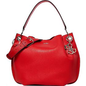 87f6703532 Guess γυναικεία τσάντα hobo Digital - HWVG6853030 - Κόκκινο