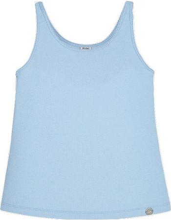 1428e9198261 Mayoral 858 Μπλούζα τιράντες Γαλάζιο Mayoral