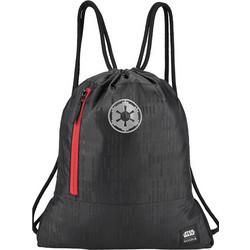 e0c48866210 Τσάντα Nixon Star Wars από πολυεστέρα σε μαύρο χρώμα με μαύρους ιμάντες από  κορδόνι και εξωτερική