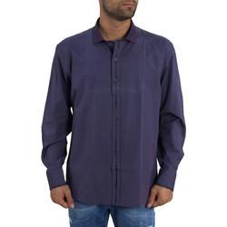 9920d9804a9b Ανδρικό πουκάμισο μώβ 9013