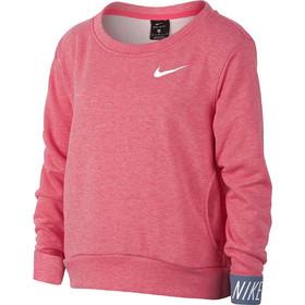 202cea809795 Nike Girls  Pullover Training Hoodie 939534-614