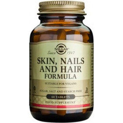 Solgar Skin, Nails & Hair Formula 60s