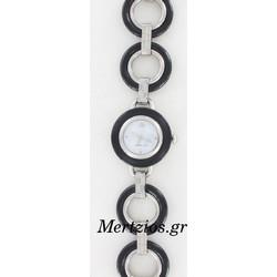 Jennifer Lopez JLO Black Bracelet JL-2305-BKSV 34e1d6953eb