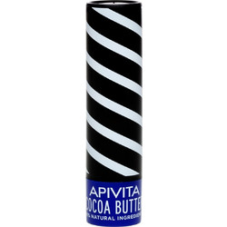 Apivita Lip Care Cocoa Butter Spf20 4.4gr