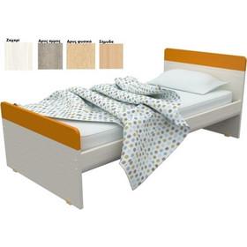 c90adc80942 Παιδικό Κρεβάτι AS 90028 Ξύλινο Για Στρώμα 110x200cm