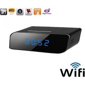 Κρυφή κάμερα IP ρολόι WiFi για να έχετε καταγραφή - εικόνα - ήχο στο κινητό  σας eae0342f949