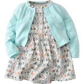 ρουχα μπεμπε Βρεφικά Φορέματα · ΔημοφιλέστεραΦθηνότεραΑκριβότερα. Εμφάνιση  προϊόντων. Baby Girl Fashion Cute Long Sleeve Cotton Coat + White Printing  Flower ... f75affcc6f2