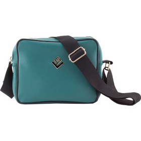af5a85a43b Handmade Favorite Leatherette Petrol Bag 5SQ-D-58