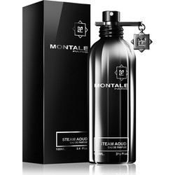 Montale Paris Steam Aoud Eau de Parfum 100ml