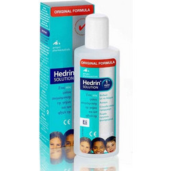Hedrin Solution Lotion 100ml