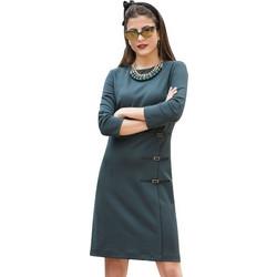 DERPOULI 1.20.36869 Φόρεμα Κυπαρισσί Derpouli 5d1c37b08cb