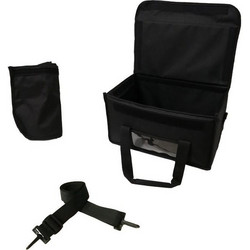 a0a384e4c5 Ισοθερμική Τσάντα Μεταφοράς Φαγητού Με Υφασμάτινη Θήκη Μαύρη 15lt