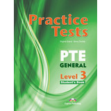 Practice Test PTE General Level 3: Student's Book
