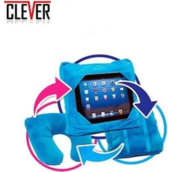 b8ac1fab83 Πολυχρηστικό μαξιλάρι ταξιδίου 3 σε 1 - ανακούφιση αυχένα - στήριξη του  tablet σας στο προσκέφαλο